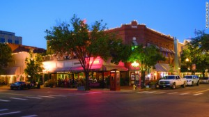 Historic downtown El Dorado provides abundant shopping and dining opportunities.
